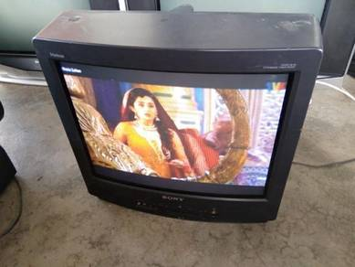 Tv sony 21 model lamo
