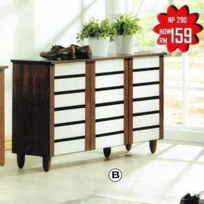 3 door shoe cabinet (M-2454)19/04