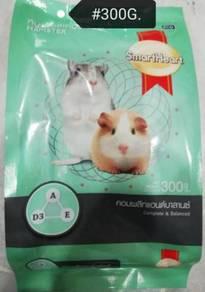 Smart Heart Hamster Food Feed Makanan 300gram