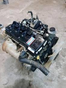 Engine Empty Toyota Innova 1TR VVTI Petrol 2.0L