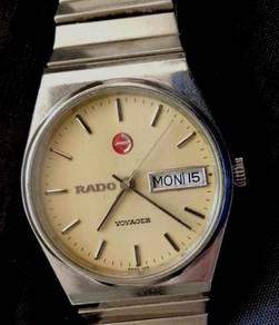 Jam Swiss Rado Voyager YeGo Steel Watch
