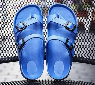F0253 Flip Flop Korean Slipper Sandal Kasut Shoes