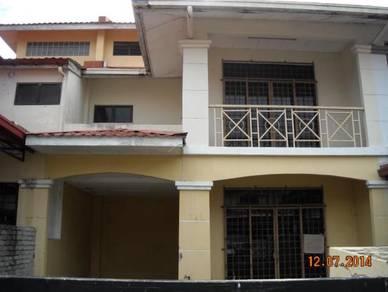 Taman Ujana Kingfisher/ Double Storey Intermediate House, Kuala Inanam