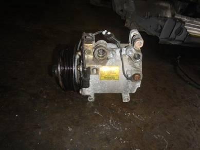 Evo 8 4G63T GSR Air Cond Compressor Evo 7 Evo 9