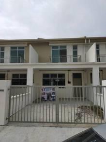 Rumah sewa double storey Pulai Mutiara Skudai 4 bilik low booking fee