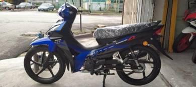 Honda alpha 110 NEW