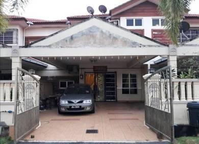 RENOVATED 2 Storey Taman Merak Bukit Katil Melaka