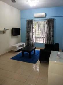 WTS : LEVEL 1 CORNER UNIT Delima Apartment, Bukit Jelutong, Shah Alam