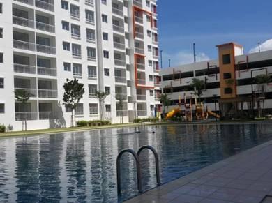 Full loan Berbaloi NEW Apartment D'cassia 3R2B Setia Ecohill Semenyih