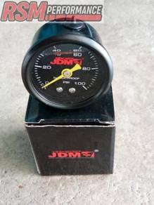 Jdm fuel regulator meter gauge