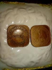 Syiling Lama untuk diletgo