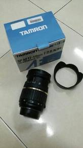 Tamron 17-50mm f2.8 untuk Nikon