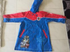 Power rangers raincoat