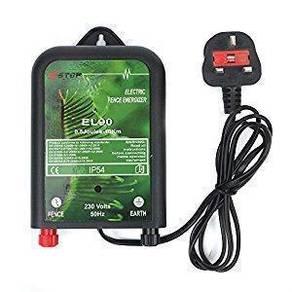 Pagar elektrik / Electric fence 240V AC