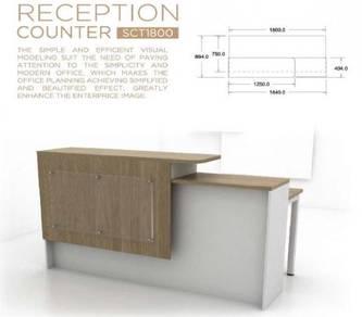 Rectangular Reception Counter Desk model SCT1800
