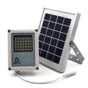 Solar Waterproof Flood Light - 35 LED