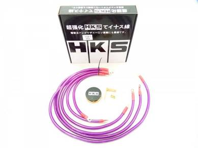 HKS Grounding Cable Kit 6 Point - BARU