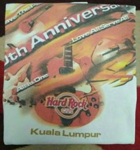 Hard Rock Cafe Kuala Lumpur 10th Anniversary