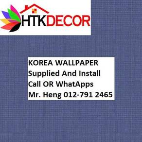 Simple Design With Wall paper with Install R824W