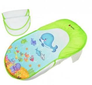 Sozzy Baby Bath Sling Bed with Warming Wings