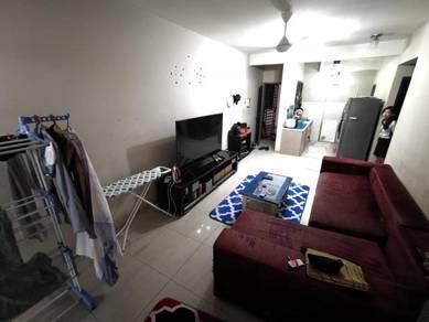 Suriamas Suite, Larkin, Full Loan, Johor Bahru