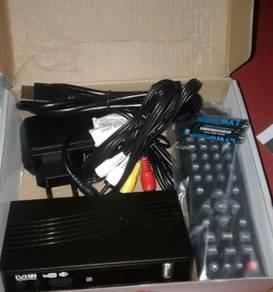 Dvb-t2 mytv myfreeview digital set top box