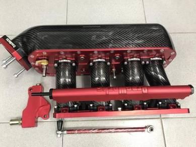 PRACWORKS Carbon Intake Honda K-Swap FD2 DC5 FN2 R