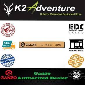 Ganzo knife sharpening stone 320 grit