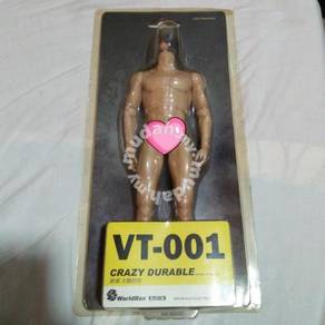 Crazy Durable WorldBox 1/6 Action Figure Body