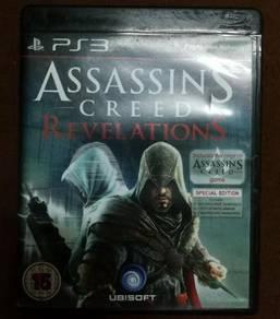Assasins creed revelation ps3 game