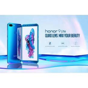 New Honor 9 Lite (Blue)