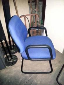Office blue chair
