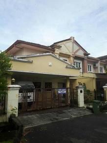 Double Storey Terrace Corner For SaleLorong Bayan, Jalan Kong Ping