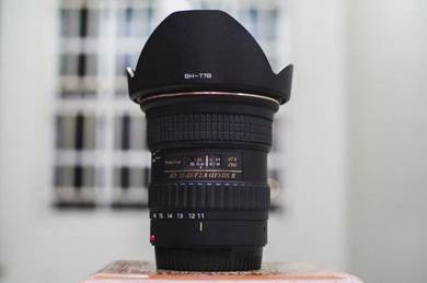 Tokina 11-16mm f2.8 dxii (Canon Mount)