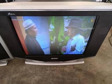 Tv offer sharp flat 29 tiptop
