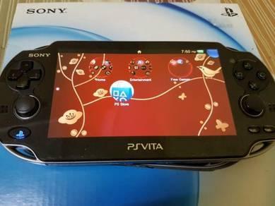 PS Vita model 1k