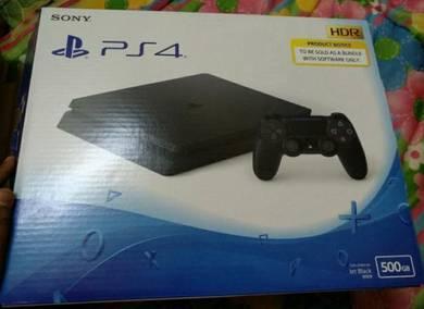 PS4 Usia Sebulan