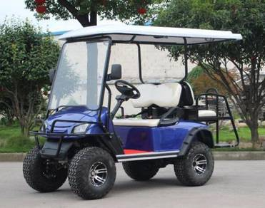 Electric golf car New 2018 (Padang)