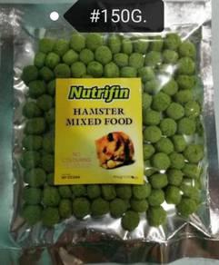 Nutrifin Makanan Hamster Mixed Food 150gram