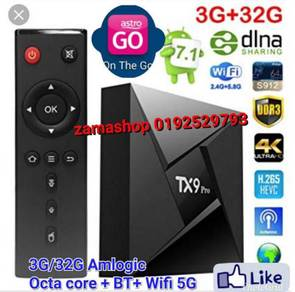 Tx9 pro tx3 tx6 x96 3g/32g tv modem decoder iptv