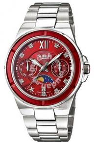 Watch - Casio SHEEN SHE3500 RED - ORIGINAL