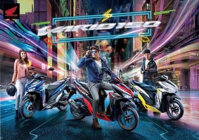 Vario 150 honda/motorcycle for sale