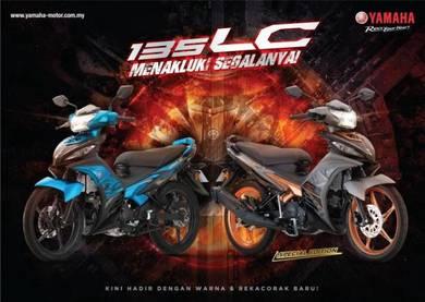 2021 Yamaha 135LC V7 Loan Kedai