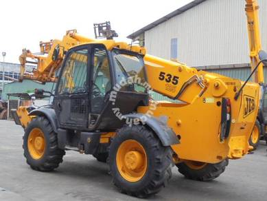 Imported Telescopic Handler JCB 535-125 (12.50m)