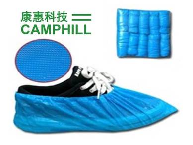 Disposable CPE Plastic Cleaning Shoe Cover 3.5G