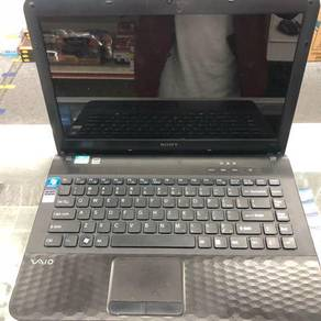 Sony Vaio I3 Notebook