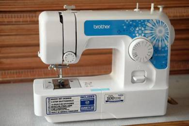 Mesin Jahit Brother JA1450NT Sewing Sew Tech