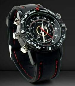 8Gb hidden camera hp/dvr watch.