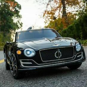 Bentley ride on electric car