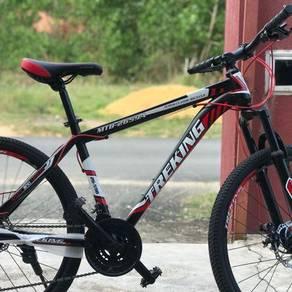 Mountain & treking bike